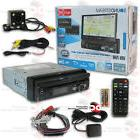 """SOUNDSTREAM CD DVD GPS BLUETOOTH MOTORIZED 7"""" LCD STEREO FRE"""