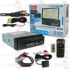 """SOUNDSTREAM DIN GPS BLUETOOTH MOTORIZED 7"""" LCD STEREO FREE L"""
