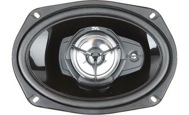Soundstream 2 DIN JVC 300w Audio Speakers-1