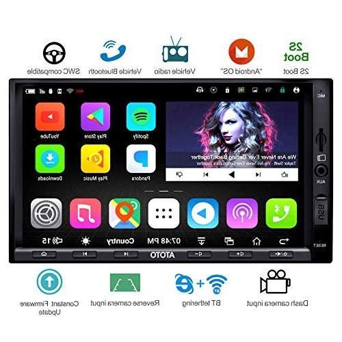 a6 double din android car