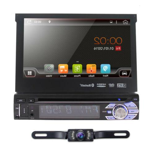 """Android 4Core Unit 7"""" inch DVD Player Stereo"""
