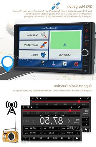 Android Car Octa Core GPS Navigation Fastboot WiFi MirrorLink Front 7¡± 1024600 Capacitive Touchscreen +