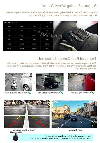 Android 7.1 32GB 2GB Car Radio Octa Navigation Fastboot Front Camera 7¡± Capacitive + Dual Cam