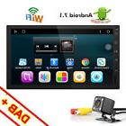 HIZPO Android 8.1 Double Din Car Stereo Radio GPS Wifi 4G OB
