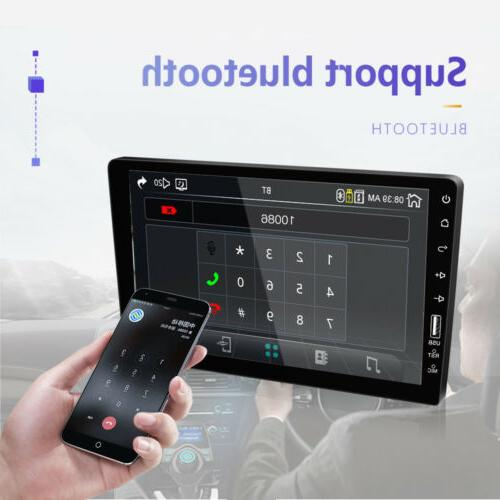 Android 8.11 9inch 1Din MP5 Player USB/FM/AUX Single Car Ste
