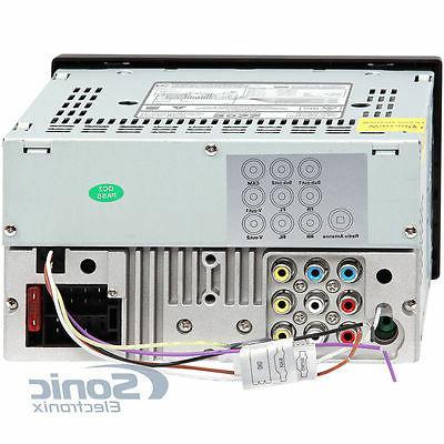 Boss BV9358B Car DVD - LCD - CD±R/RW, DVD±R/RW, MP3/DVD/CD/USB/SD