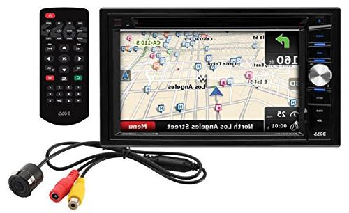 audio bvnv9384rc double din touchscreen