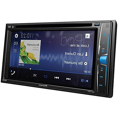"6.2"" DVD Receiver with Bluetooth"