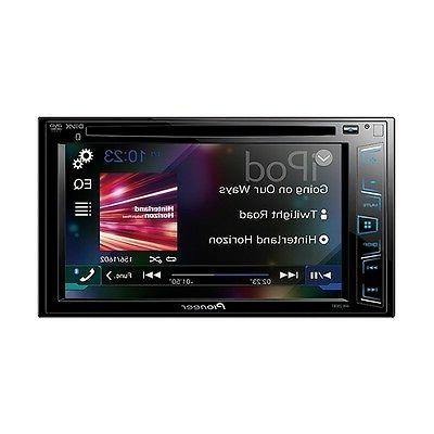 Pioneer In-Dash DVD/CD/AM/FM Car