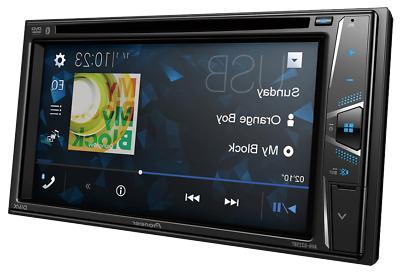 PIONEER AVH-X395BT DVD STEREO 200W RADIO