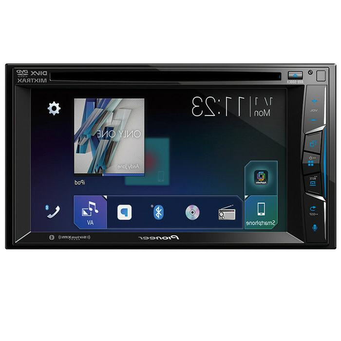 Pioneer AVH500EX 6 2 DVD Head Unit BLK