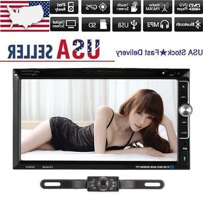 backup cam 7 inch double din car