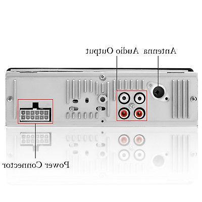 Bluetooth In-Dash Aux Receiver SD USB