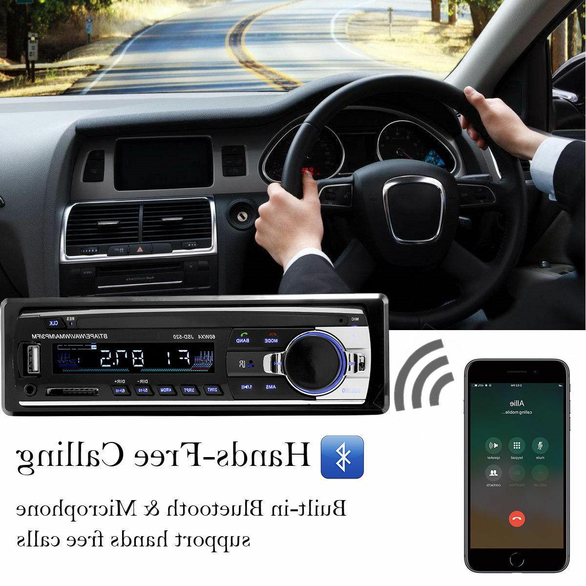 Bluetooth Car Stereo In-Dash