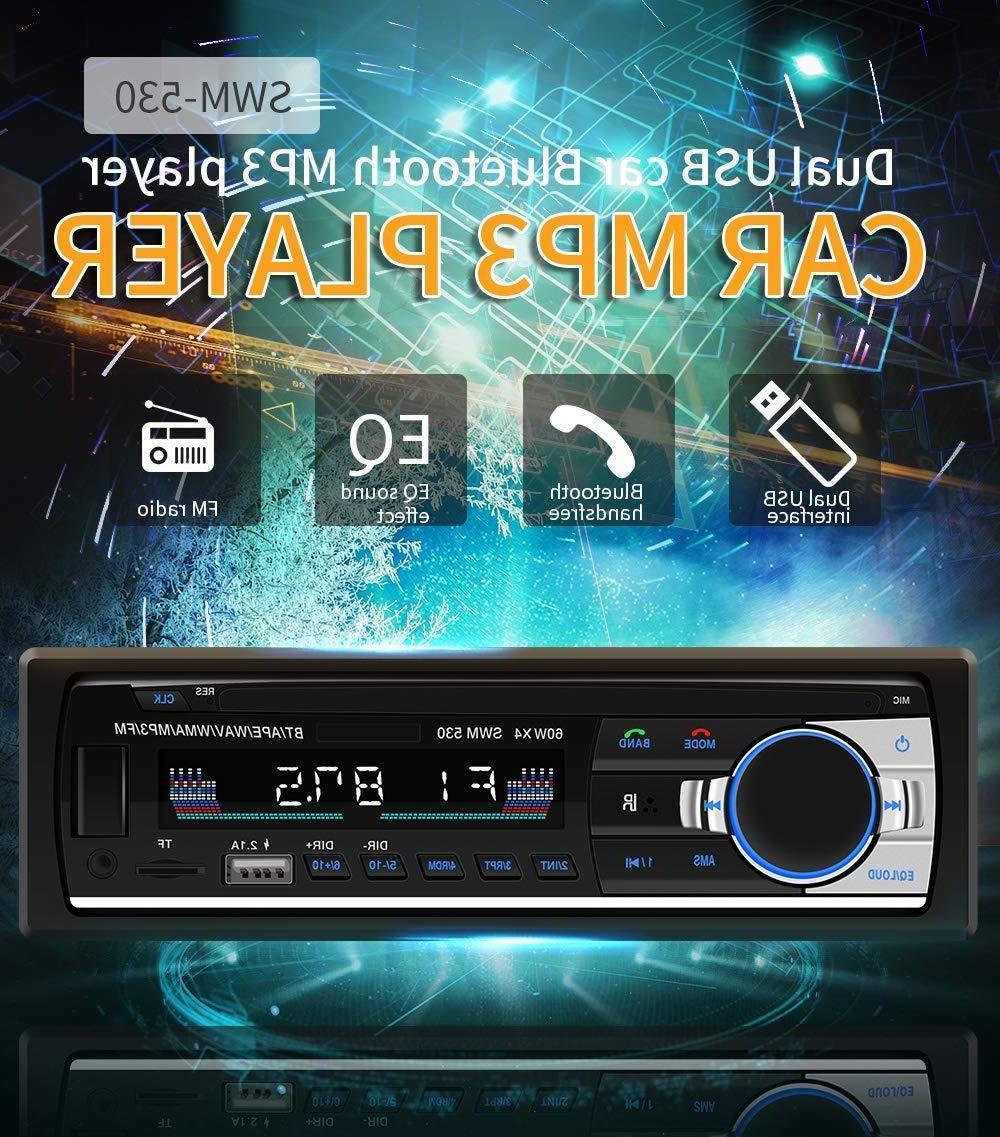 Bluetooth Receiver SD USB Radio