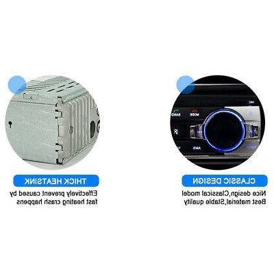 Bluetooth Car Stereo USB In-Dash Unit
