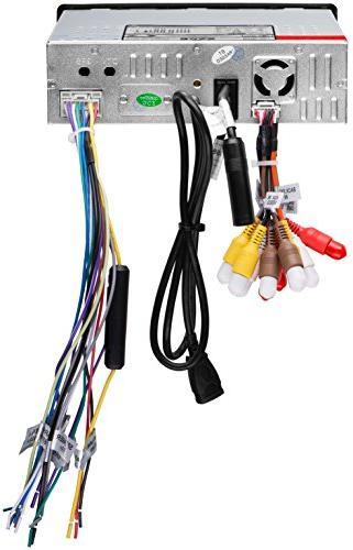 """BOSS Car Player 7"""" LCD Single"""