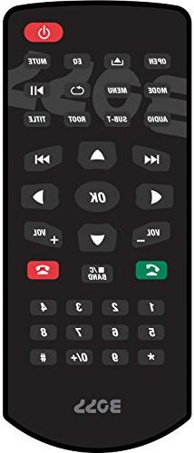 BOSS Audio BV9979B Din, Bluetooth, AM/FM Car Stereo, Inch Digital Monitor, Detachable Panel, Remote, Multi-Color