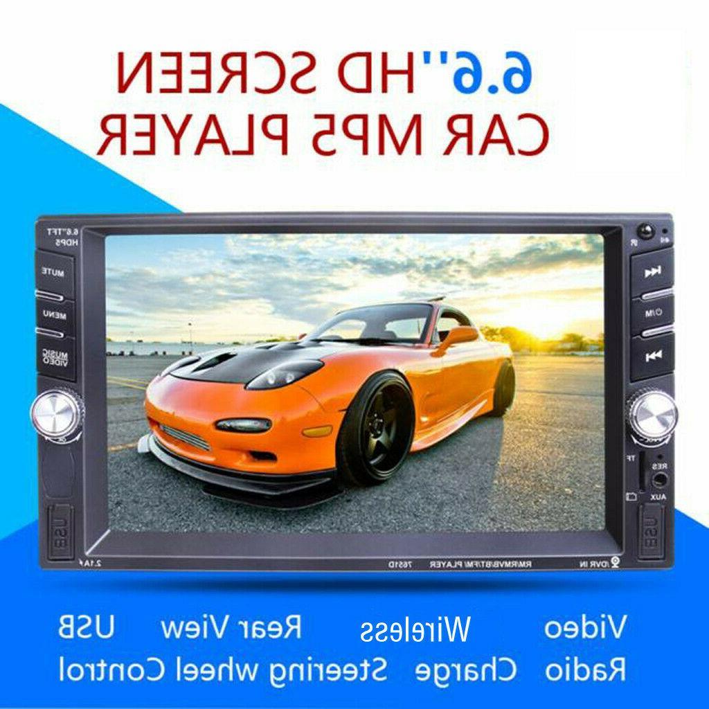 Car Screen Player Bluetooth + Rear US