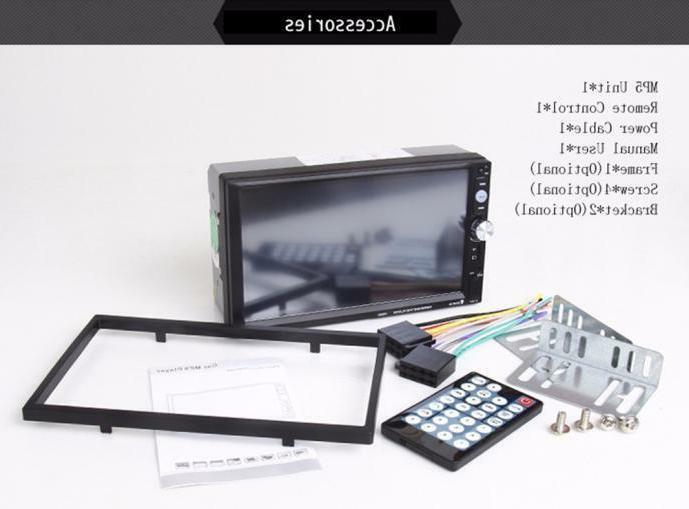 Car 6.6 Bluetooth Rear Camera US