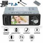 "Car Audio Video Player Bluetooth Stereo MP5 4.1"" HD Screen S"