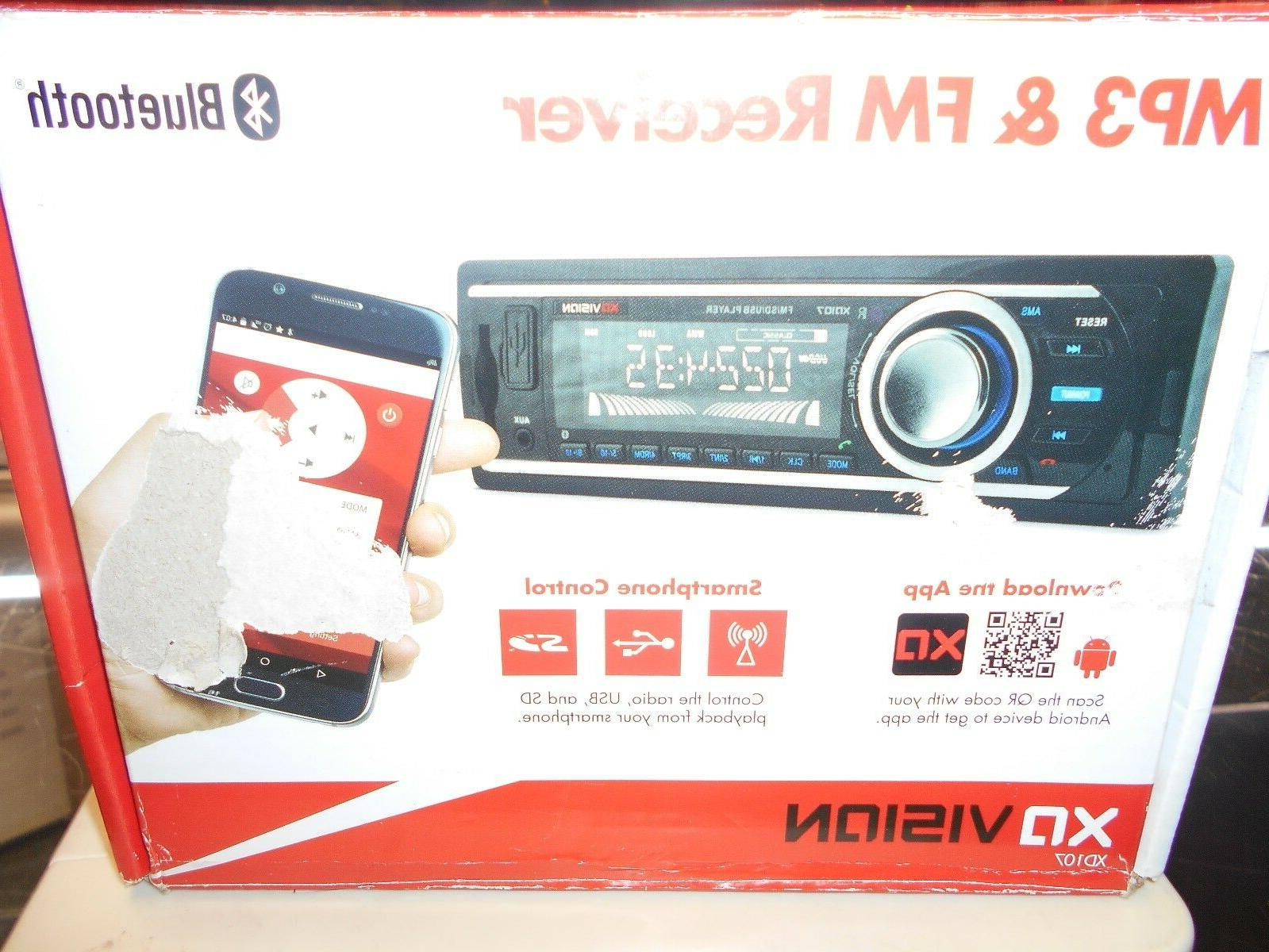 Car Stereo, Wireless Receiver with 20 x , SD