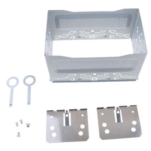 Car Audio Kits ISO 2DIN Cage Brackets Replacement