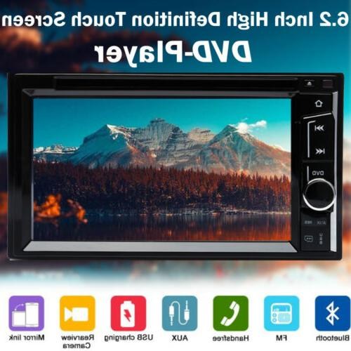 Fit 350 Stereo Audio TouchScreen with Camera