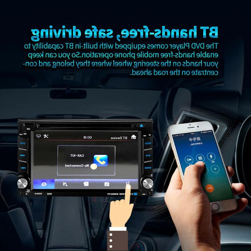"""6.2"""" Navigation Screen"""