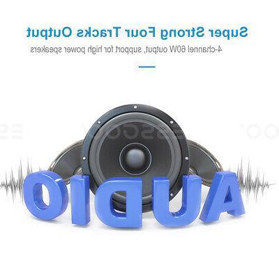 Car MP3 Player Bluetooth AUX USB Handsfree