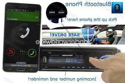 Car In-dash Head FM MP3/USB/SD/AUX for iPod