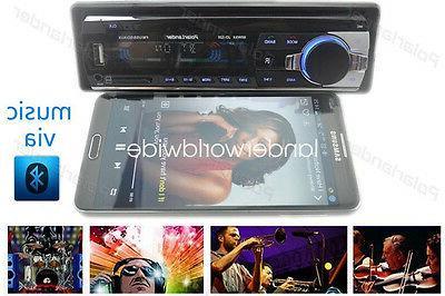 In-dash Unit FM MP3/USB/SD/AUX