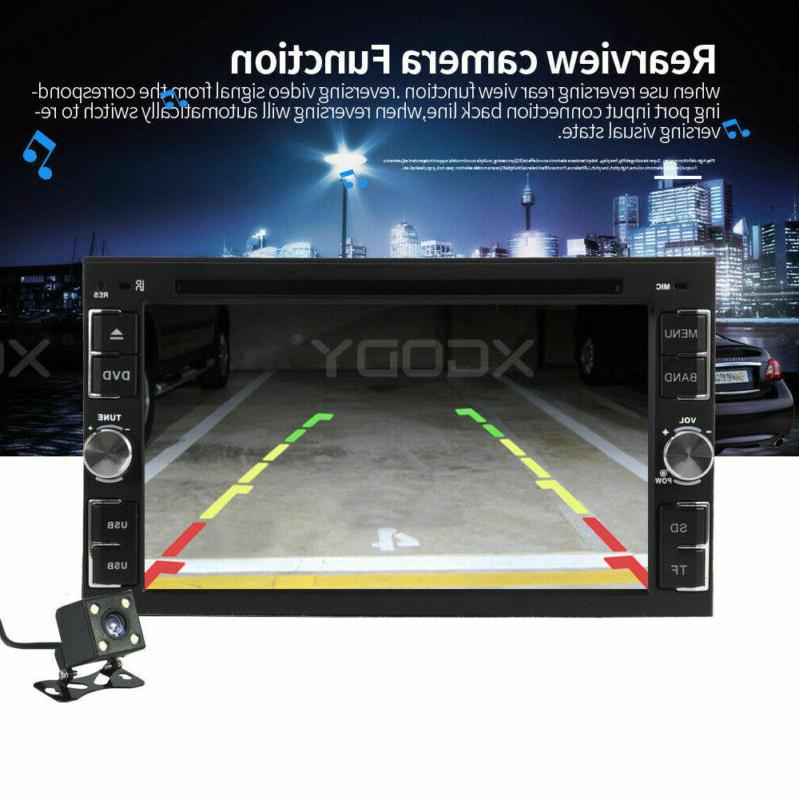Car Radio CD Touch Screen +