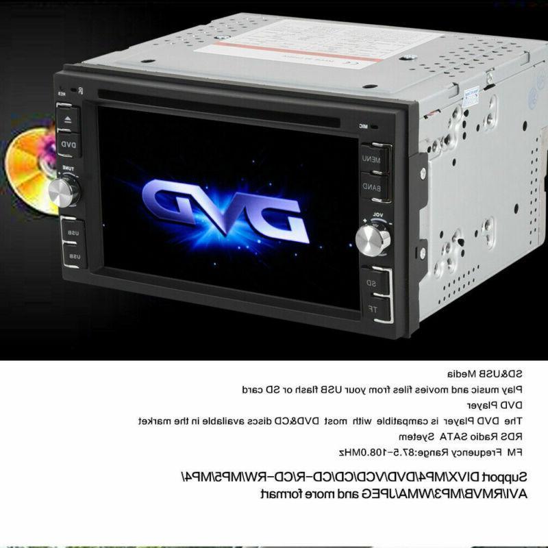 Car CD MP5 Touch Screen BT +