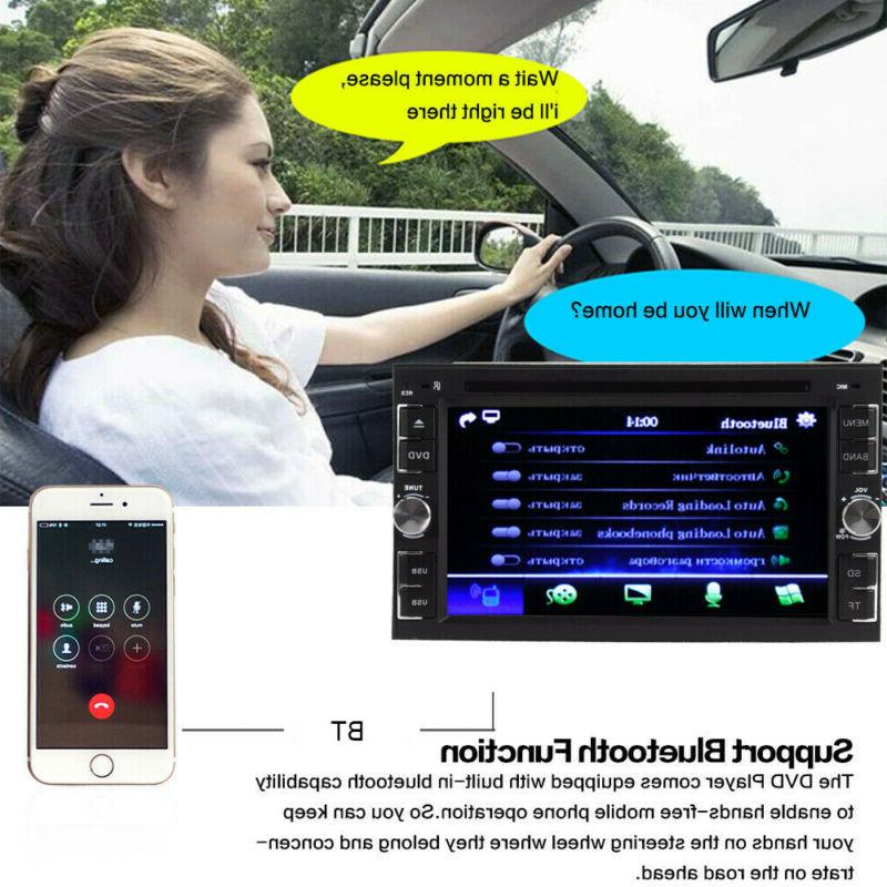 Car CD MP5 Touch + Free