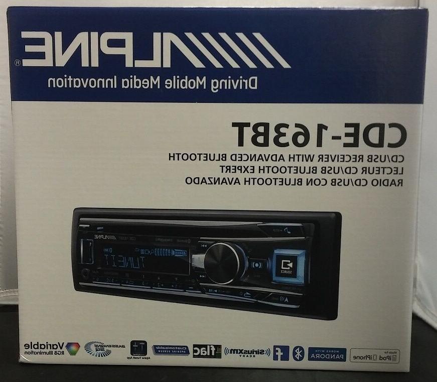 Alpine Bluetooth Receiver