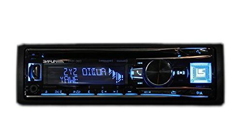 Alpine CDE-164BT Alpine in-Dash 1-DIN CD/MP3 Receiver with iPhone/iPod Support