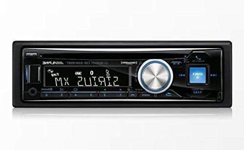 Alpine CDESXM145BT Advanced Bluetooth CD SiriusXM