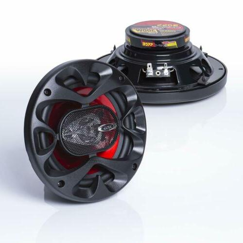 ch6530 car speaker red chaos
