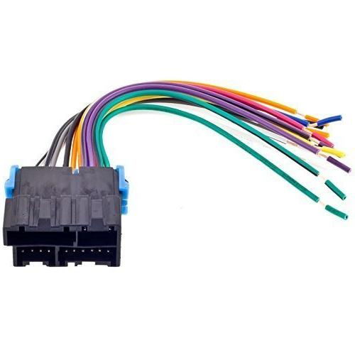 Chevrolet 1999-2002 CAR Stereo Dash KIT Wire Harness