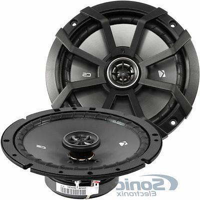 "Kicker CSC67 Car Audio Full Range 6 3/4"" Coaxial 600W Speake"