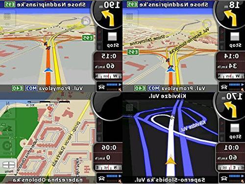 Crusade Dash Screen Car DVD Player FM/AM Radio Toyota Rav4 2015 with Backup Camera Map