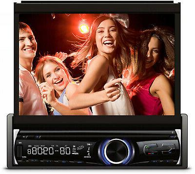 dash touchscreen dvd receiver