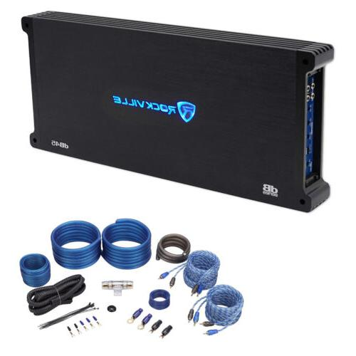 db55 rms car stereo amplifier
