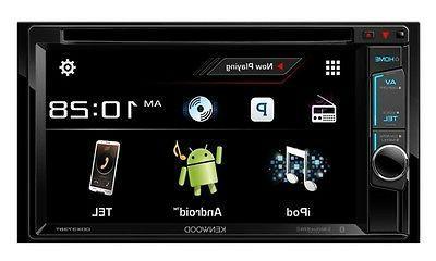 Kenwood DDX373BT Monitor In-Dash Bluetooth DVD Receiver