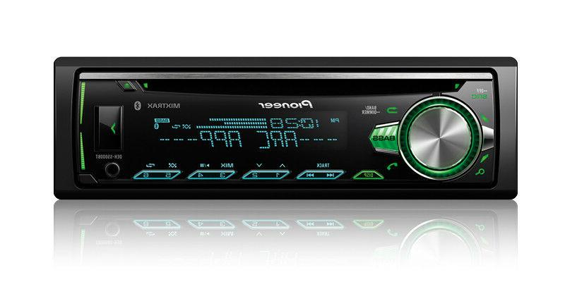 NEW 1 CD Player Bluetooth AUX