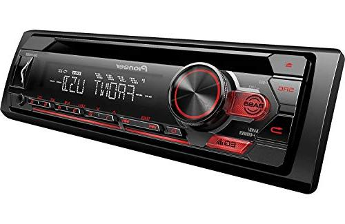 Pioneer CD/CD-R/RW, MP3/WMA/WAV AM/FM USB/Auxiliary Input ARC Support Receiver Detachable face plate/FREE ALPHASONIK