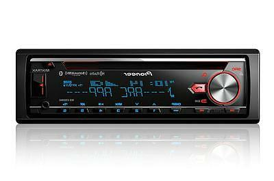 deh x7800bhs 1 din car stereo in