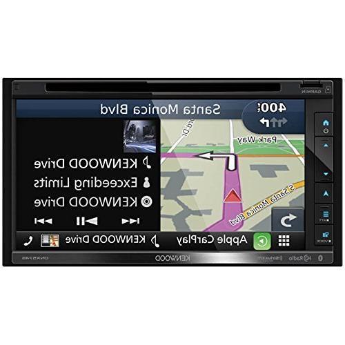 dnx574s 2 din av navigation