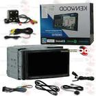 """KENWOOD DNX874S 6.95"""" CD GPS STEREO ANDROID APPLE CAR PLAY S"""